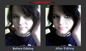 How I edit pictures by xxshadowbloodxx