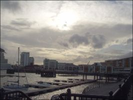Cardiff Bay 30th Sept 2006 - 1 by Pokehkins