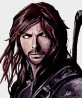 Kili by deathberrybaby
