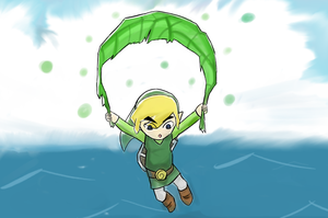 Link of the Winds--- by KitsuneInari