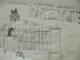 Nitemare poster by ShaD-23