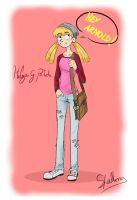 helg  hey arnold by sweetxvichy