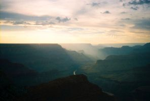 Grand Canyon by PolishTank48