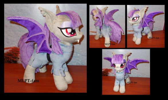 Maud Pie bat by calusariAC