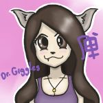 Dr. Giggle's Catgirl by StevieWunderz