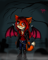 Lany  Fox Gothic by 170294