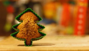 gingerbreadtree by thestargazer23