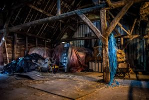 The barn by TLO-Photography