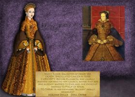 Tudor Queens Series- Mary I by Lucrecia-89