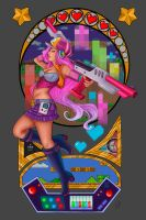 Miss Fortune Arcade by JulietGarciaArt