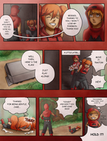 Pokemon Ruby Comic: Putting out the Fire Page 11 by cocosnowlo