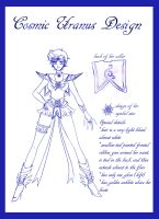 Cosmic Uranus Design Sketch by silver-eyes-blue