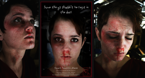 Domestic Abuse Awareness by TalesOfNightWing