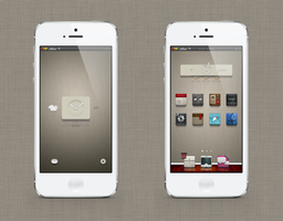 March iPhone Setup *Update* by d0ink