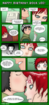 Happy Birthday Rock Lee! by EmotionalRockfish