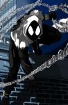 Black Suit Scarlet Spider (Ben Reilly) by faygo69