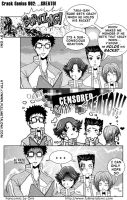 PoT: CrackGenius002 Doujinshi by omittchi