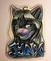 Jynx Badge by bingles