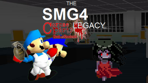 The SMG4 Legacy 2: Book of Shadows (2016) by Geoffman275