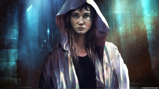 Her name is Rain by Ridmic