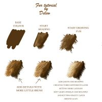 Fur Tutorial by Delew