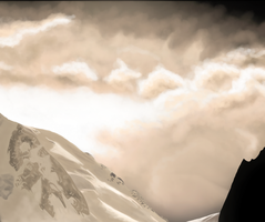 Snowy Peaks by ExquisiteGraceDesign