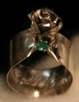 rose ring by houseofbrokendolls