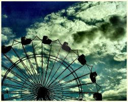 ...Ferris Wheel.. by llMacabreShadowll