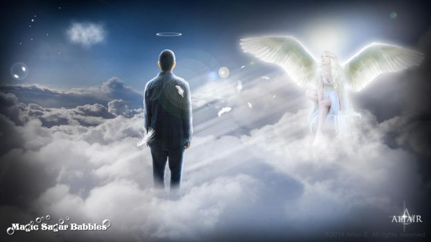 This Could Be Heaven - R.I.P. Nick by Altair-E