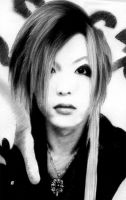 Uruha - Gazette by Immortal-madnesS