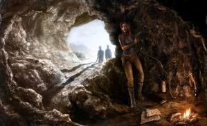 0005 TombRaider by HauDoodles