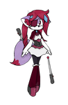 Dolly Matoi the Braixen by Chaos55t