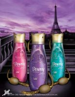 Downy Deluxe Packs x 3 by frodriguez