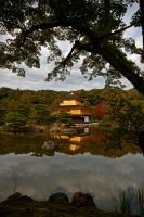 Kinkaku-Ji, Kyoto, Japan 2 by Thrill-Seeker
