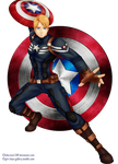 .:Captain America: Alfred:. by kiba-kun1289