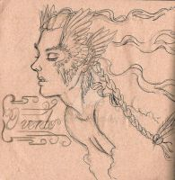 Sylph, The Wind by IZZY-BD