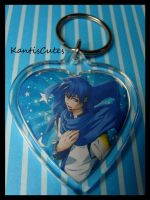 Kaito Keychain VOCALOID by ObjectionSoS