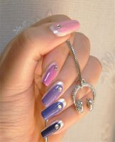 Ruffian vs Ombre mani by 3lis-17