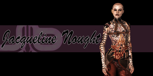 Jacqueline Nought wallpaper by Nightfable