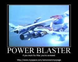 Power Blaster by RazorRed