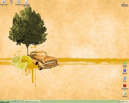 Desktop Screenshot Lemon by crimecontrol