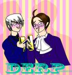 Prussia and Austria DERP :B by atamari101