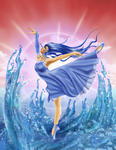 The Water Nymph by veveco