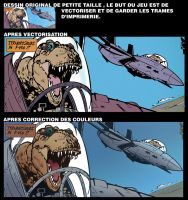 etapes tyrannosaurs in f14s HD by easycheuvreuille