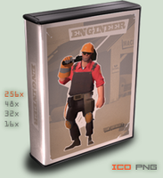 :case:Half-Life 2: TF2 Eng by foxgguy2001