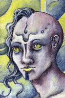 Untitled ACEO 2 by glait