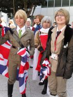 AX 09: England, Russia,America by Jei-Muffin