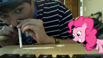 Me and Pinkie! by MrRageMage