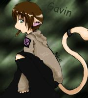 - Gavin Kitty - by relisabby