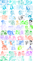 Old TinyChat Doodles are Old by Dakotaa